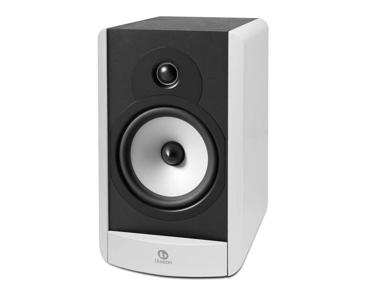 Boston Acoustics A25 Bookshelf Speaker Gloss Black Single Speaker